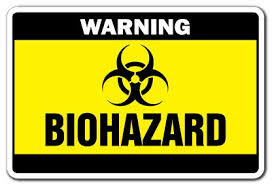 Biosecurity - are you a biohazard?
