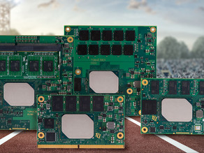 TQ introduces new Intel Atom® x6000E based Computer-on-Module product family