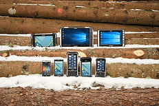 Rugged Tablets and PDAs