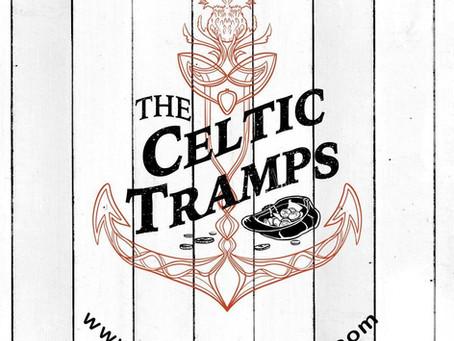 Sur scène avec les Celtic Tramps