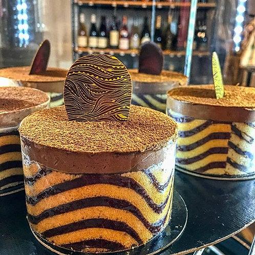 Poire Chocolat / portion