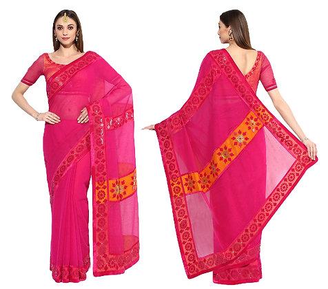Diwali Delight Sari