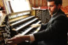 Brian Dean Sousa, Organist and Choirmaster