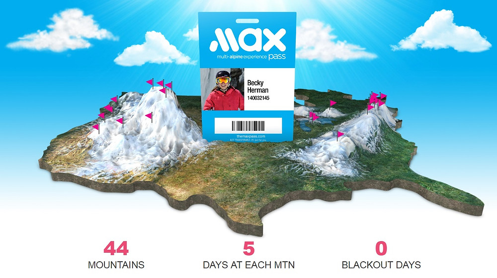 MaxPass advertisement picture