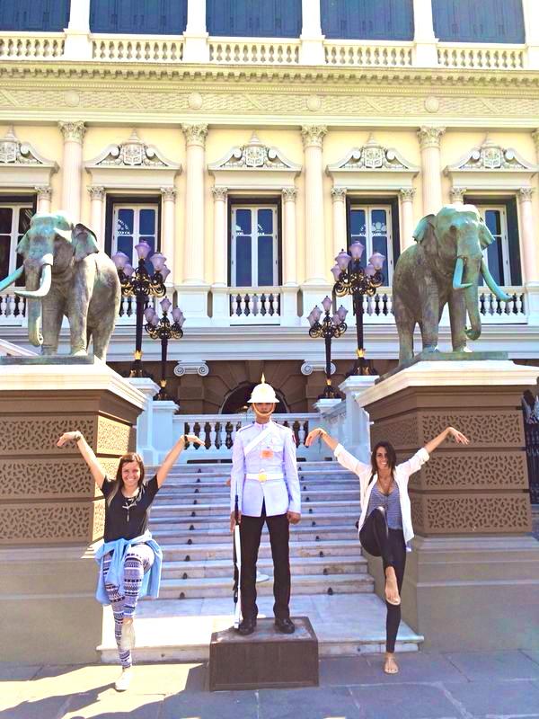 Bangkok Palácio Real