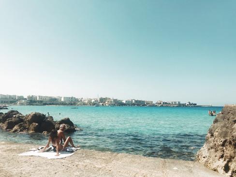 Praia Otranto