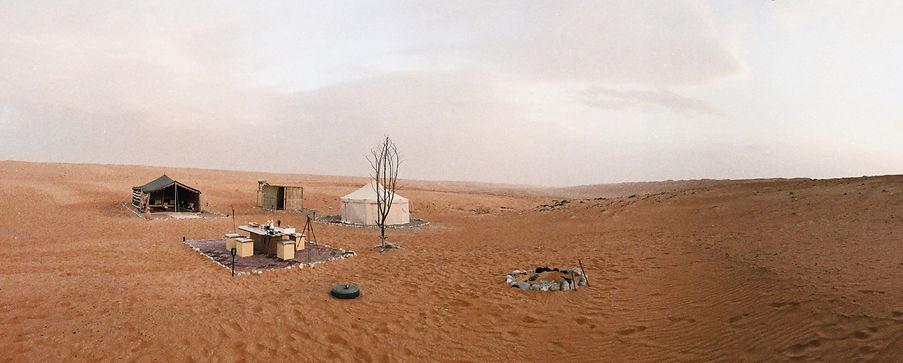 Hotel Deserto Omã