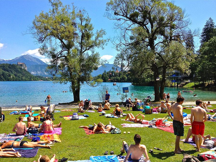 Lago de Bled