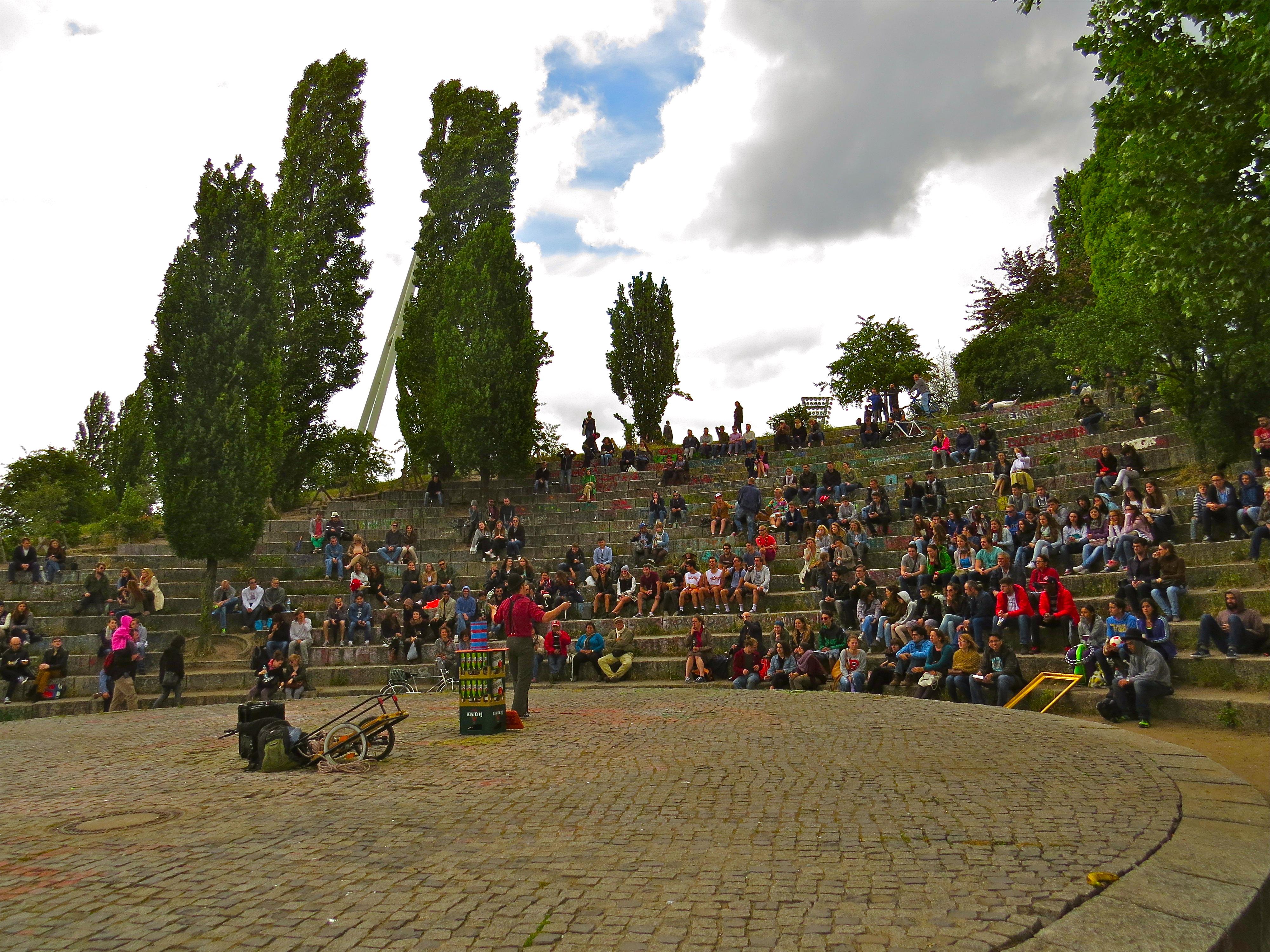 Mauerpark Berlim
