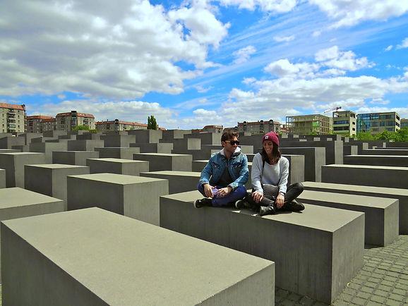 Memorial do Holocauto Berlim