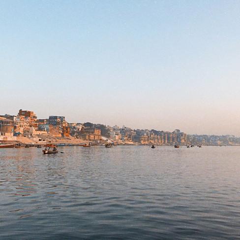 Rio Ganges Índia