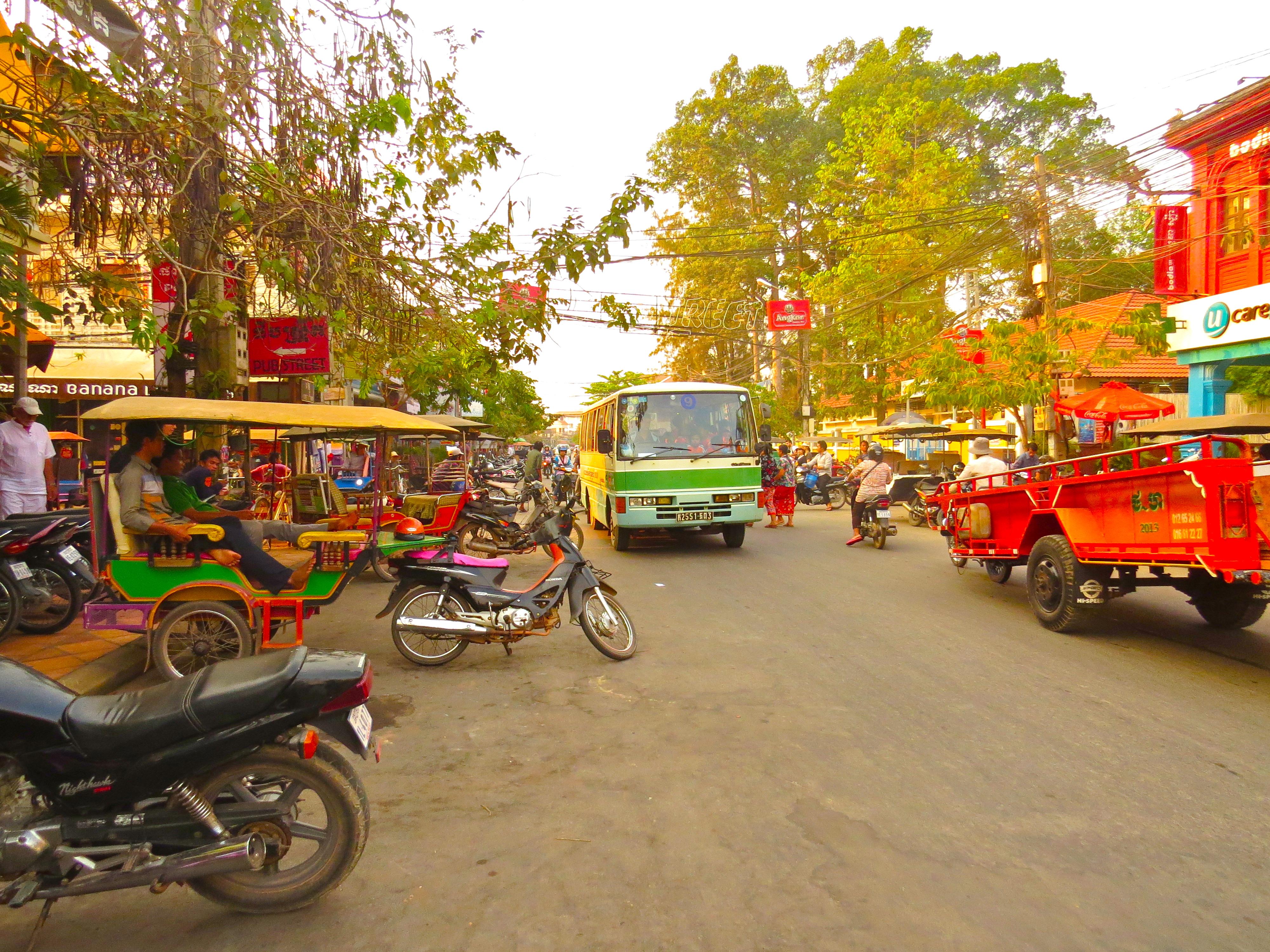 Siem Reap Camboja