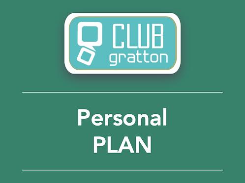 Personal Plan