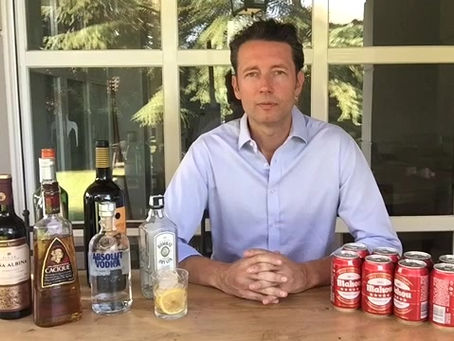 Spanish vs. Anglosajon drinking culture