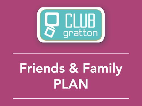 Friends & Family Plan