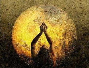 Awakening Under the Harvest Moon