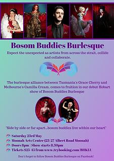 Bosom Buddies Burlesque Poster Options.p