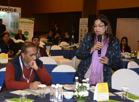 Our CEO at 8th Annual Higher Education Summit, New Delhi by IEN, January 21, 2020