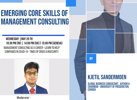 A Masterclass on Management Consulting