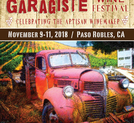 RF Fine Wines Pouring at Garagiste Wine Festival