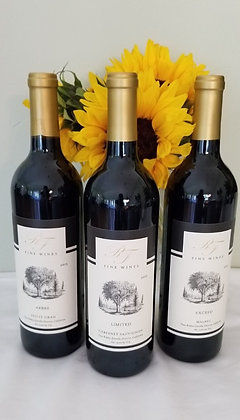 3 Bottle Fall Cab Special