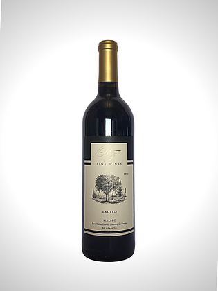 2015 Malbec, Exceed