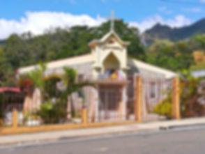 Church in Quebradas