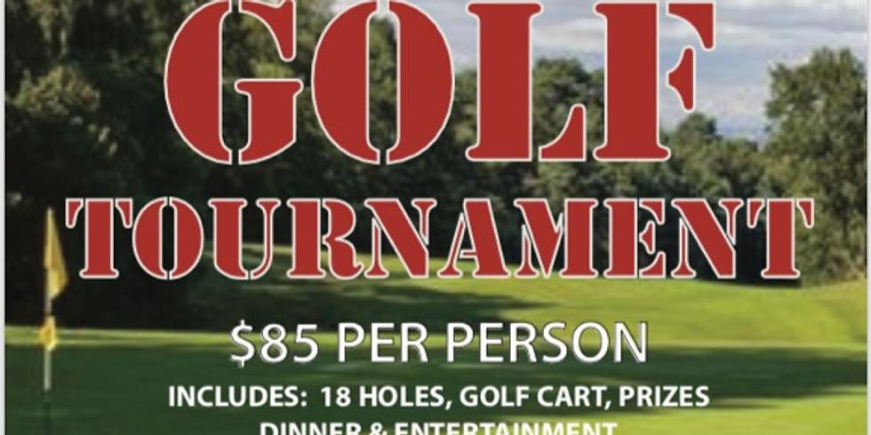 4th Annual Amici Restaurant Golf Tournament