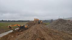 Construction progress on Z-00-00-X280