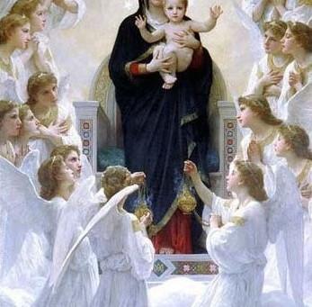 Fêtons ensemble les anges