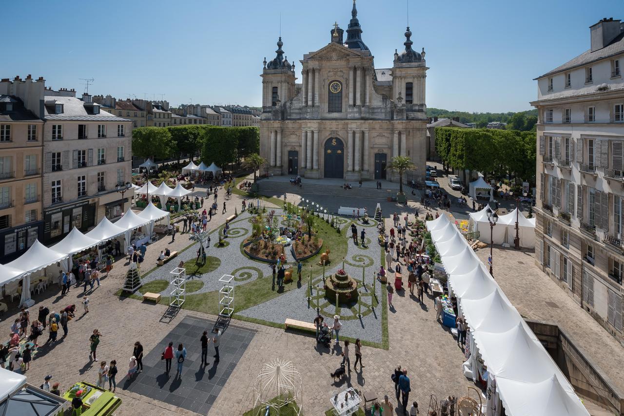 Visite guidée & Relaxation à Versailles