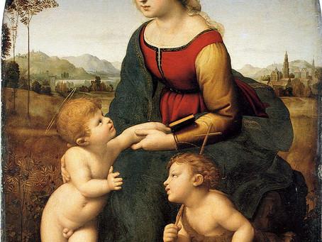Léonard de Vinci, source d'inspiration pour Raphaël