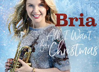 """Preview, download or stream """"All I Want for Christmas"""" - Single by Bria Skonberg"""