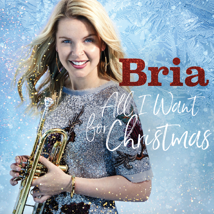 Preview, download or stream All I Want for Christmas - Single by Bria Skonberg