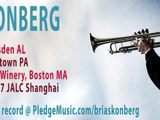 🎶November News: Album pre-order, City Winery Boston + more!
