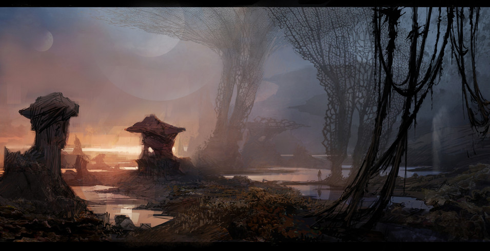 Artwork by Bob Cheshire copyright Marvel Studios