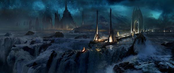 Artwork by Kevin Jenkins copyright Marvel Studios