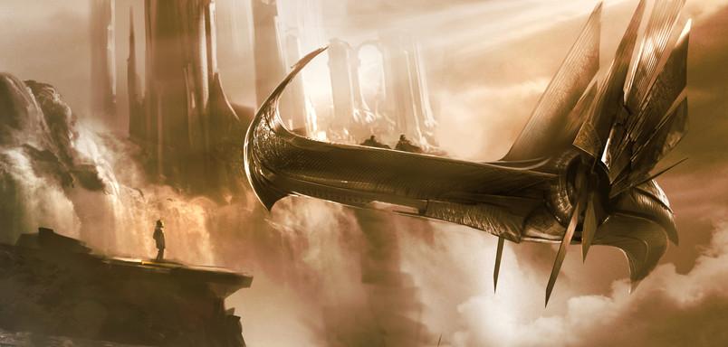 Artwork by Roberto Castro copyright Marvel Studios