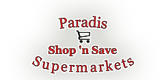 Paradis Shop n Save Supermarkets