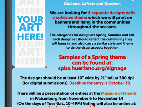 Signage Committee Art Contest