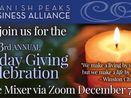 3rd Annual Holiday Giving Celebration