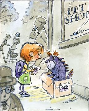 Dr. Odd's Pet Shop