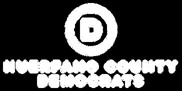 HuerfanoCountyDems Logo white.png