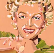Pink Marilyn ( Monroe )