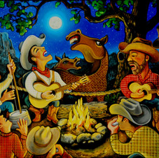 Campfire Cowboys
