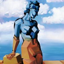 Rene Magritte's  Black Magic