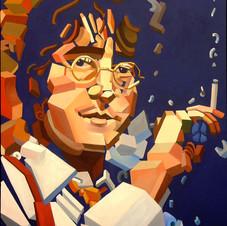 John Lennon, Smoking