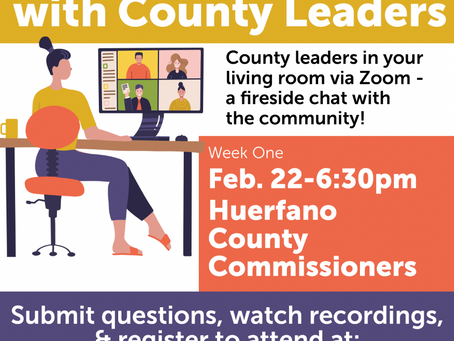 A Conversation with.... County Leaders