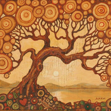 Morning Dream Tree
