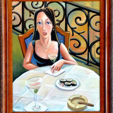 Maria, Martini, and Sushi